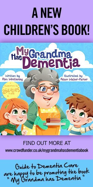 support this dementia book